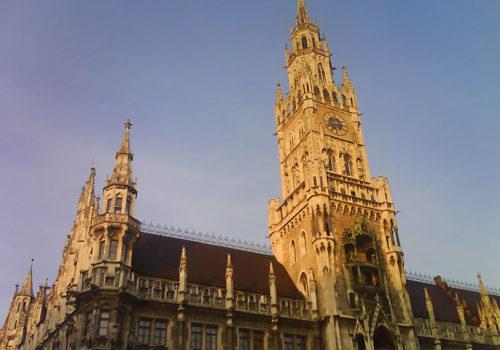München Rathaus
